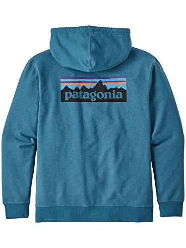 Patagonia 39461-fea Herren Kapuzenjacke Big Sur Blue