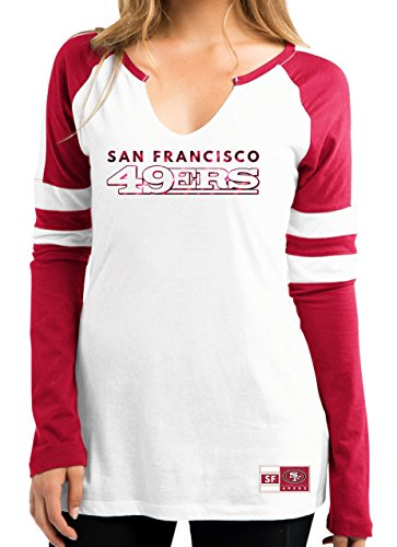 San Francisco 49ers Women's Majestic NFL