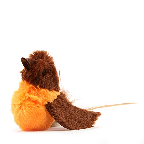 Ourpets-Play-n-Squeak-Real-Birds-Touch-Down-Interactive-Cat-Toy