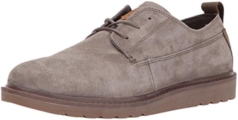Reef Voyage Low, scarpe da ginnastica alla Moda Uomo, grigio Gum, 41.5 EU   Per tua scelta    Gentiluomo/Signora Scarpa