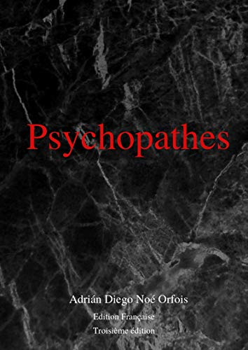 Couverture du livre Psychopathes: Edition Française