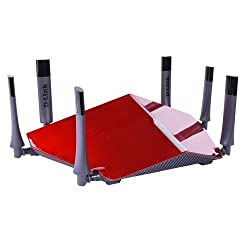 D-link Dir-890l Wireless-ac3200 Tri-band 4-port Ultra Router Wmydlink Cloud Service & Iosandroid App Support