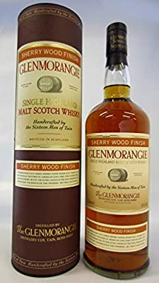 Glenmorangie - Sherry Wood Finish (1 Litre) - Whisky