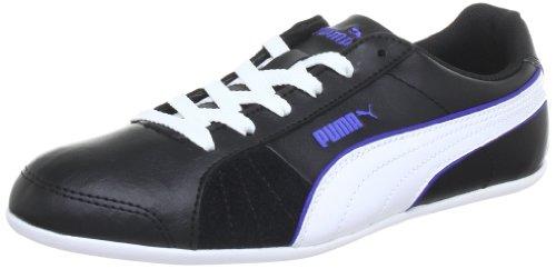 Puma - Myndy Wn's, Sneaker Donna Nero (Schwarz (black-dazzling blue 02))