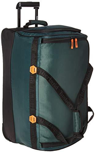 Timberland Wheeled Duffle 26 Inch Lightweight Rolling Luggage Travel Bag Suitcase, Green - Samsonite Hardside Spinner