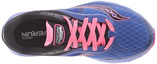 Saucony Kinvara 7, Scarpe da Corsa Donna Blue/black/pink