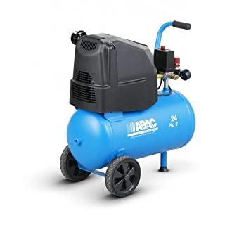 ABAC Pole Position 020P Compressor 2Hp 24LT