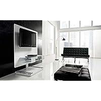 Consolle Porta Tv Vetro.Porta Tv Vetro Console Tavoli E Tavolini Casa E Amazon It