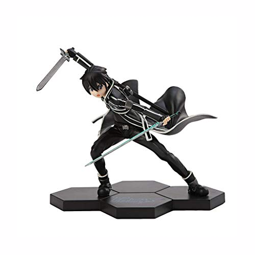 Kirito Fighting PVC Figure ()