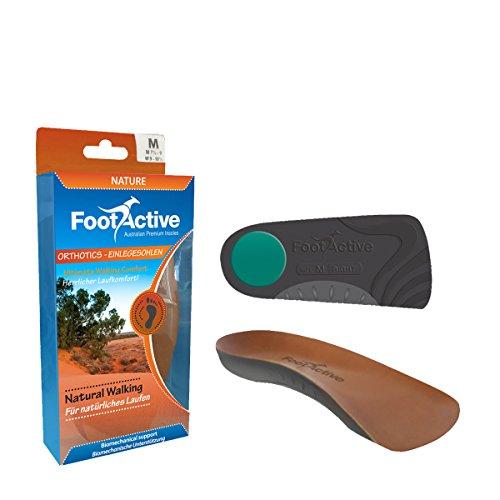 FootActive NATURE - Una suela de soporte