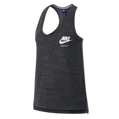 Nike Damen Sportswear Vintage Tank, Anthracite/Sail, M
