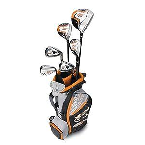 Callaway Golf Junior Jungen XJ Hot Paket Set (5–8Jahre) leicht Equipment Accessory