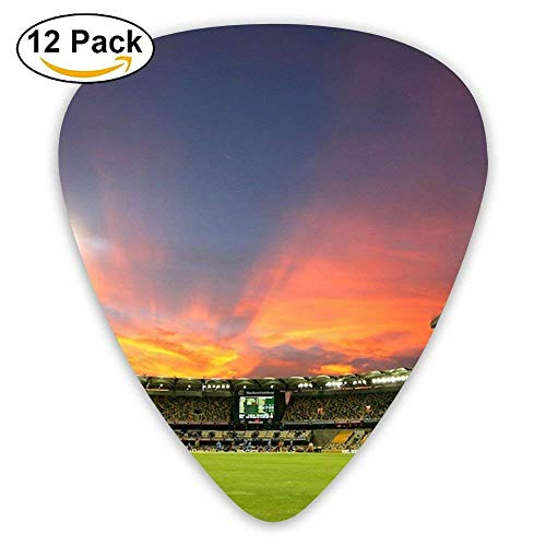 Cricket Ground Classic Guitar Pick (12 Pack) for Electric Guita Bass
