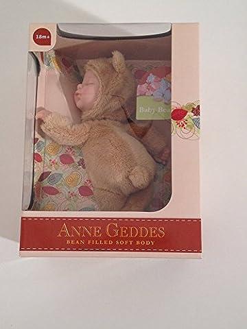 Anne Geddes Light Brown Baby Bear / Ourson Brun Clair