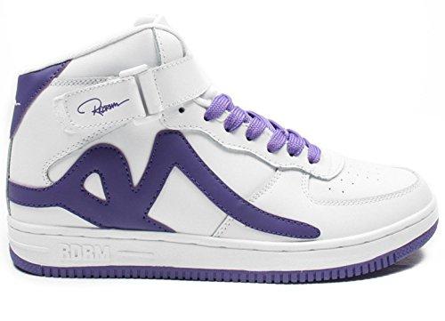 REDRUM Herren Sneakers Sportschuhe Schuhe Streetwear Basketball Forza High Top - Star High Top Schuhe