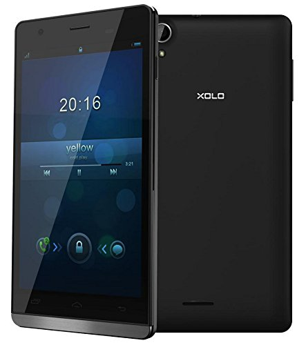 XOLO A1010 Android Mobile Phone with 5 inch screen (Black)