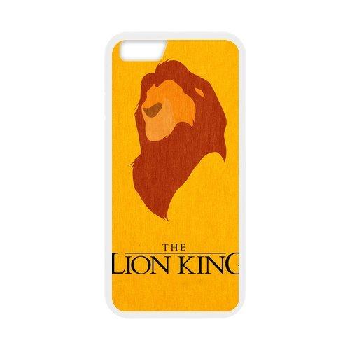 The Lion King Film de protection Nouveau Attractive couleur peinture Protecteur de peau et durs étuis de protection Case Etui Coque pour Apple iPhone 6
