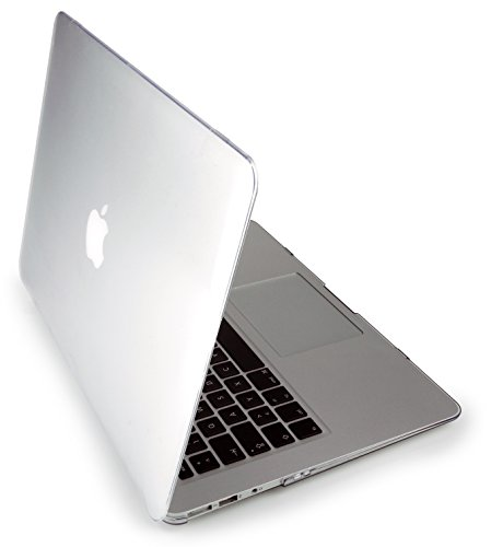 MyGadget Hülle Crystal Clear Case - für Apple MacBook Air 13
