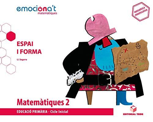Matemàtiques 2 EPO. Espai i forma - Emociona't (CAT)