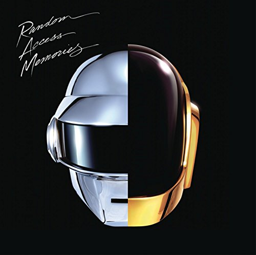 Daft Punk: Random Access Memories (Audio CD)