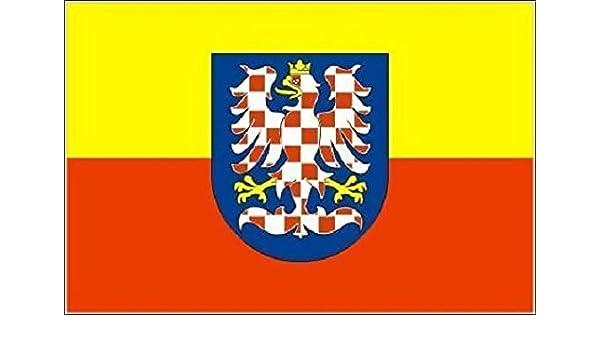 mit 2 Ösen Nordfriesland 90 x 150 cm Fahne Flagge