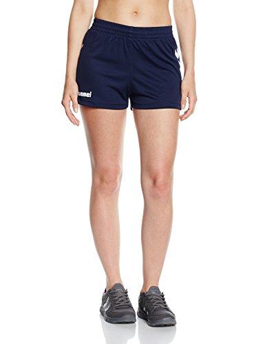Hummel Damen Shorts Core S, blau(marine), M, 11-086-7026