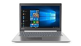 """Lenovo Ideapad 320-15IKBN - Ordenador portátil de 15.6"""" HD (Intel Core i7-7500U(H), 8GB de RAM,  HDD de 2TB, Nvidia GeForce GT-940MX-2GB, Windows 10) Plata, Teclado QWERTY español"""
