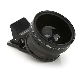 ArktisPRO 1126560 Premium Objektiv (37 mm) Super Weitwinkel/Macro