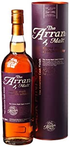 Arran Amarone Cask Finish Whisky, 70 cl by ARRAN