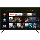 TCL 138.7 cm (55 inches)  AI 4K Ultra HD Smart Certified Android LED TV 55P8S | Supreme with Farfield Voice Search (Black) (2019 Model)