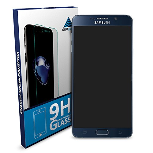 SNM Global Premium Tempered Glass Screen Protector for Samsung Galaxy Note 5 (Glass)