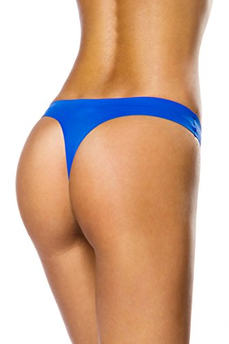 Seamless-String Blau