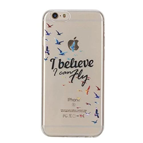 """MYTHOLLOGY iphone 6 Plus Coque - ONLY 5.5"""" iphone 6 Plus /iphone 6S Plus Coque Flexible Silicone Coque Protection Housse Etui HDBL XNWZ"""