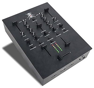 DJ-Tech TRX DJ Mixer Controller Black