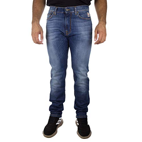 Roy Rogers Jeans Cult Superior Denim Elast.Carlin Denim 32 3a691926319