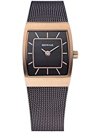 Bering Time Damen-Armbanduhr XS Classic Analog Quarz Edelstahl 11219-265