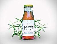 Pmw® - GMP Certified Company - Sugandhi Veru Root Syrup - Saribha - Indian Sarsaparilla Syrup - Nannari Sarbath - Anantha - Anantmool - Root Syrup - 750 Ml