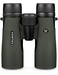 Vortex Optics Diamondback 10 x 42 – Prismáticos, color verde, 10 x 42 cm