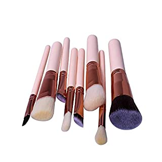 Sky God Makeup brush Full Set of makeup brush beginner eye Shadow brush tool, 8