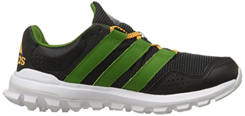 Adidas Performance Slingshot Tr M Running Shoe, collégial marine / noir / or, 6,5 M Us Dark Grey / Black / White