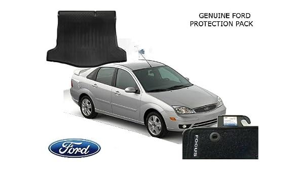 2005-2011 Kofferraumwanne Matte Ford FOCUS Limousine