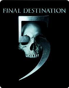 Final Destination 5 Steelbook (exklusiv bei Amazon.de) [Blu-ray]