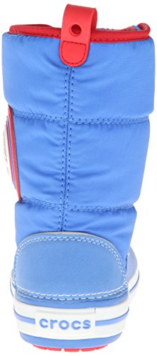 Crocs Crocslights Gust Boot Ps, Boots mixte enfant Bleu (Varsity Blue/White)