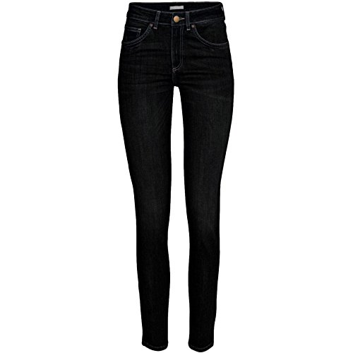 Methodical Mind Feet Jeans For Women Stretch Skinny Plus Size Denim Pants Ladies Fashion Female Pencil Pants Spring Blue Black Trousers Bottoms