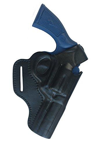 Leder Revolverholster K Frame 4 zoll Größe M Size (S K-frame W Holster)