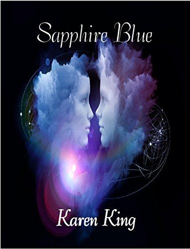 Sapphire Blue by [King, Karen]