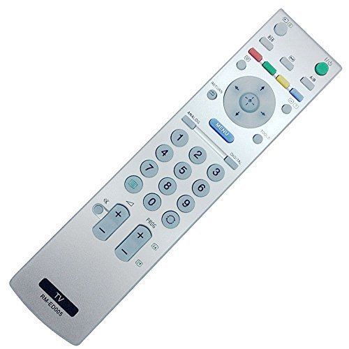 ALLIMITY RM-ED005 Control Remoto Reemplazar por Sony Bravia TV KDL-32S2020E KDL-32S2030 KDL-32V2000 KDL-40S2000 KDL-40S2010 KDL-40S2030 KDL-40V2000 KDL-46S2000 KDL-46S2010 KDL-46S2030