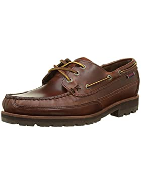 Sebago Herren Vershire Three Eye Mokassin, Braun