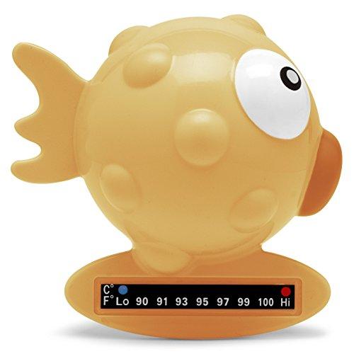 Chicco 65640 Termometro Pesce, Arancione