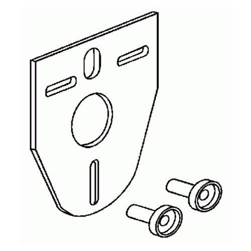 Mebasa WCZUB1 WC Universal Schallschutz Set